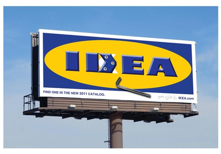 Ikea - Billboard