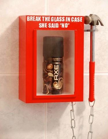 Axe - In case of emergency