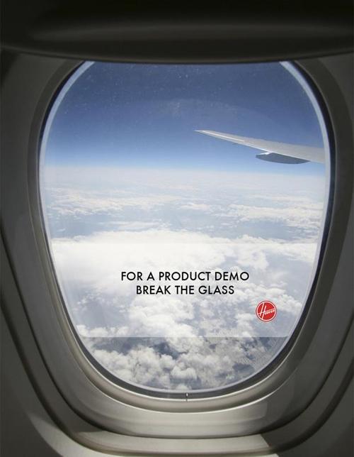 Vacuum Cleaner Ad