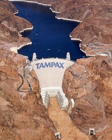 Tampax - Keeping it dry
