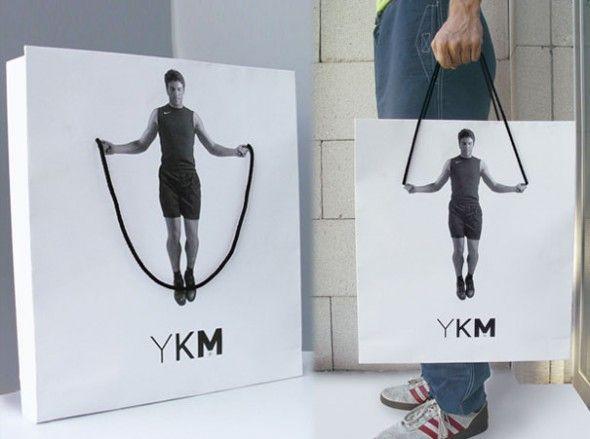 YKM -jumping rope bag