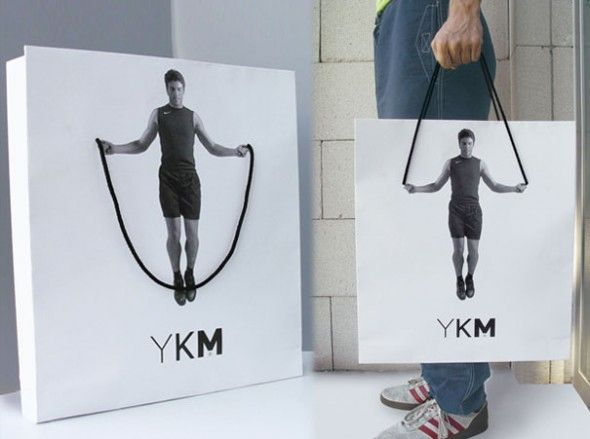 YKM -jumping rope bag