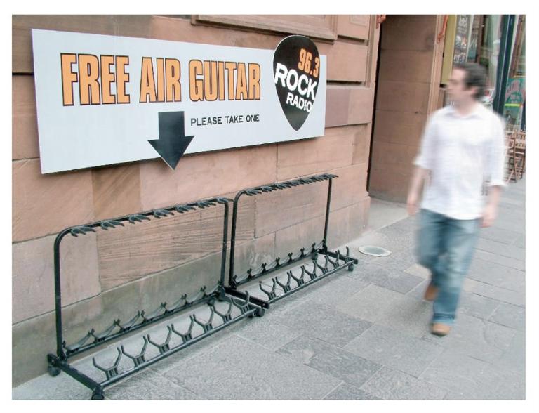 free-air-guitar-creative-marketing