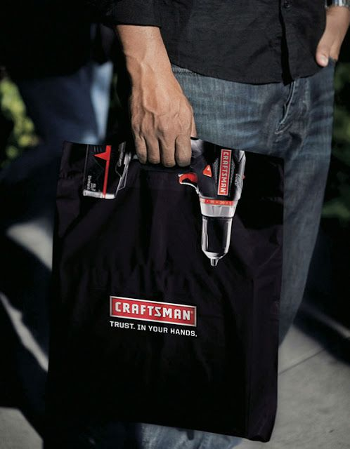 bagvertising craftsman