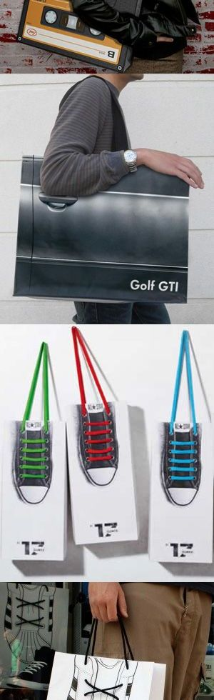 bagvertising - creative marketing