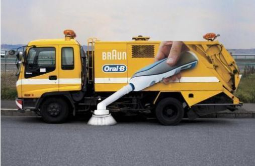 braun oral b marketing