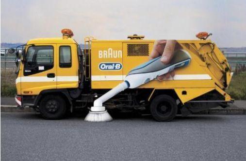 braun oral b marketing