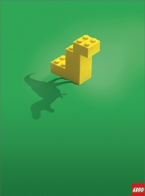 lego - creative marketing lego