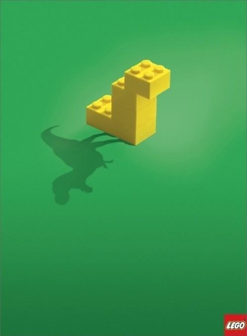 lego ad - creative marketing lego
