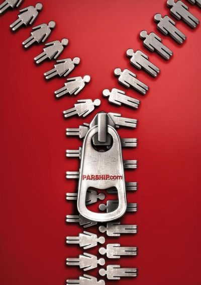 parship ad - zipper marketing
