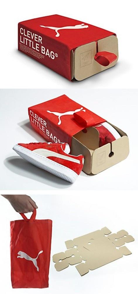 puma ad - clever little bag
