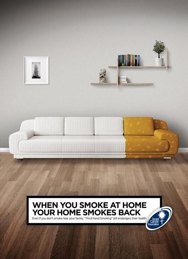 Non Profit - smoke at home